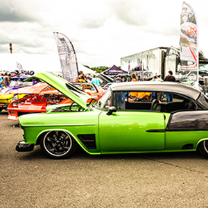 Syracuse Nationals - Good guys car show rules
